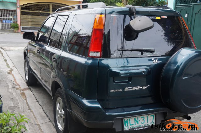 Honda Cr-V 2000 - 5