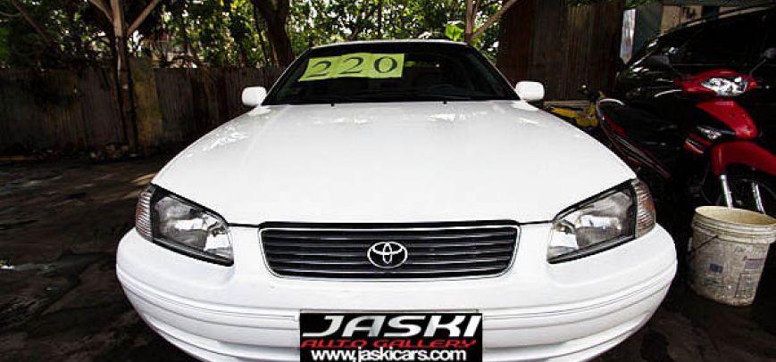 Toyota Camry 2001 - 6