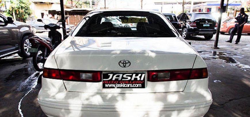 Toyota Camry 2001 - 8