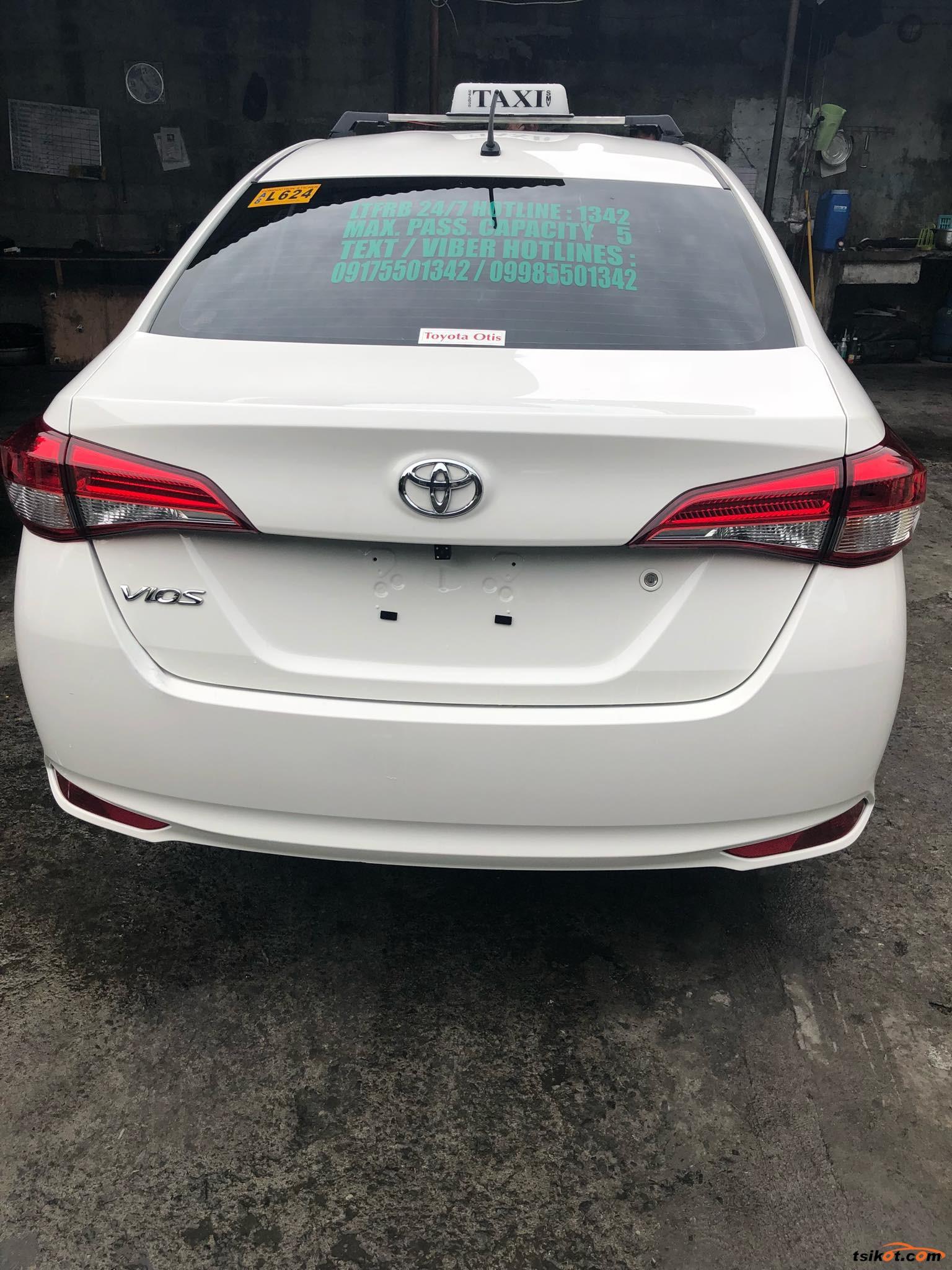 Toyota Vios 2018 - 3