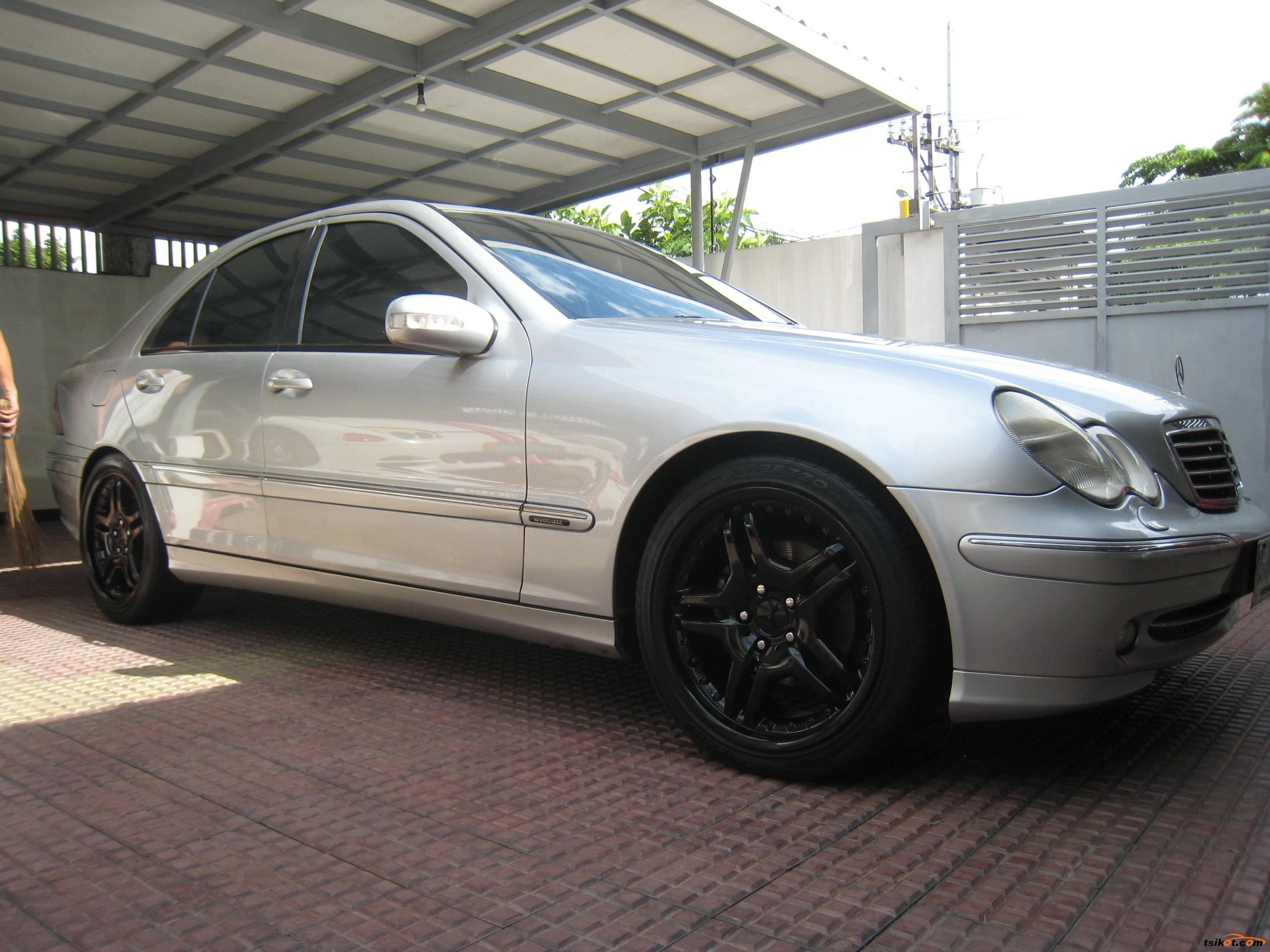 Mercedes-Benz C 2001 - 1