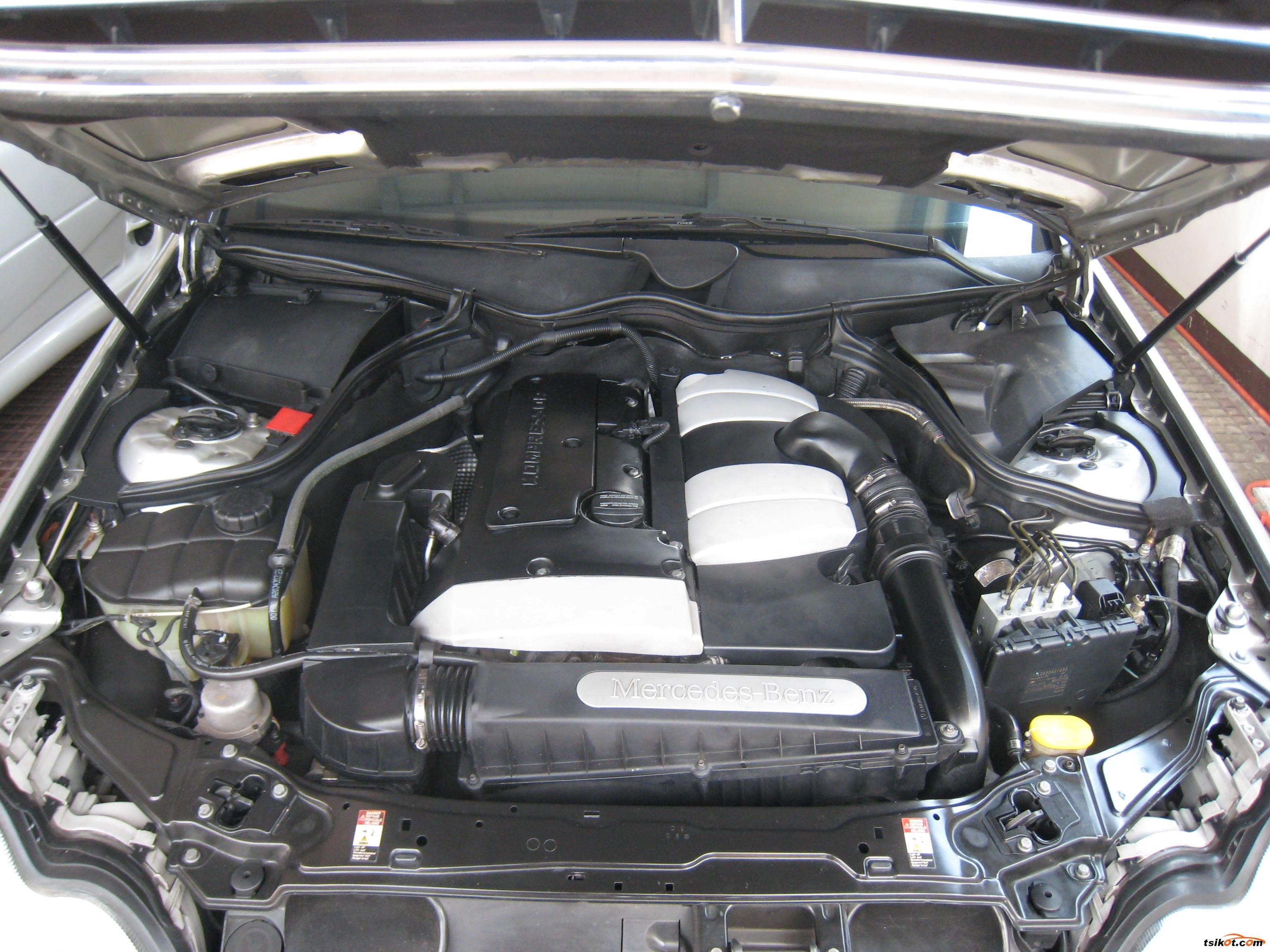 Mercedes-Benz C 2001 - 3