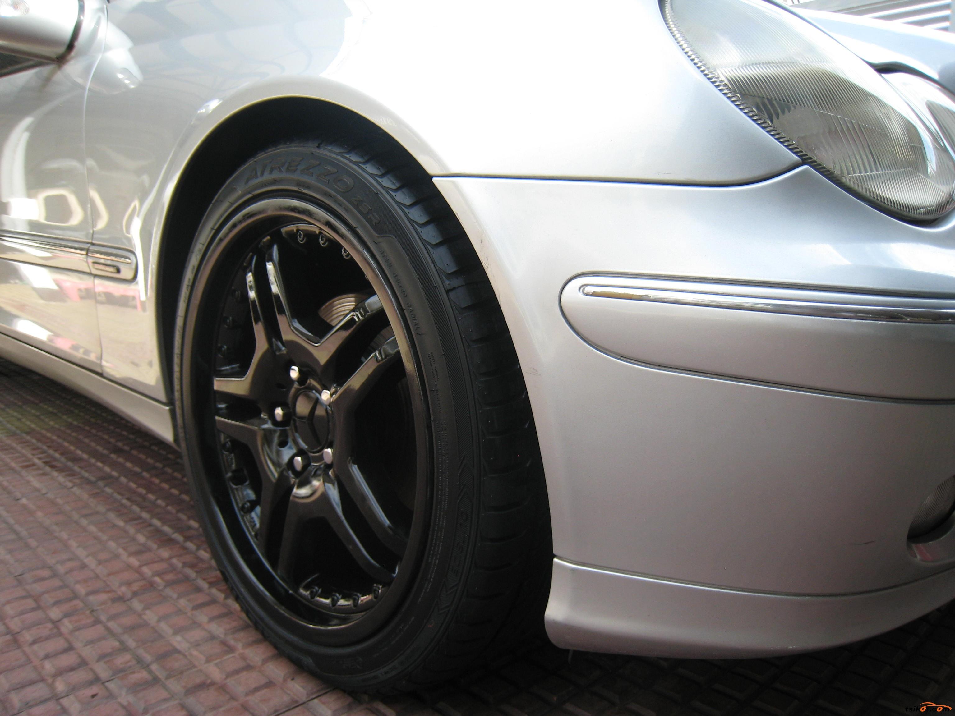 Mercedes-Benz C 2001 - 5