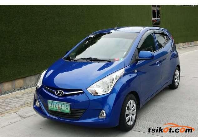 Hyundai Eon 2012 - 5