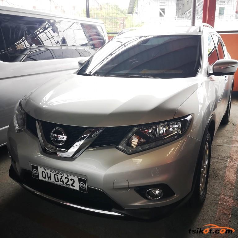 Nissan X-Trail 2015 - 1