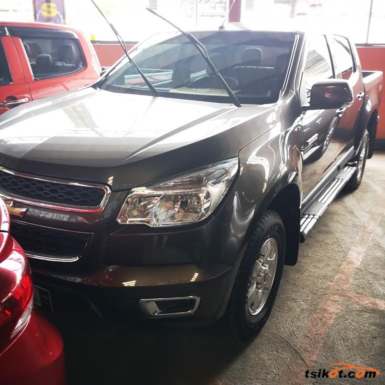Chevrolet Colorado 2015 - 1