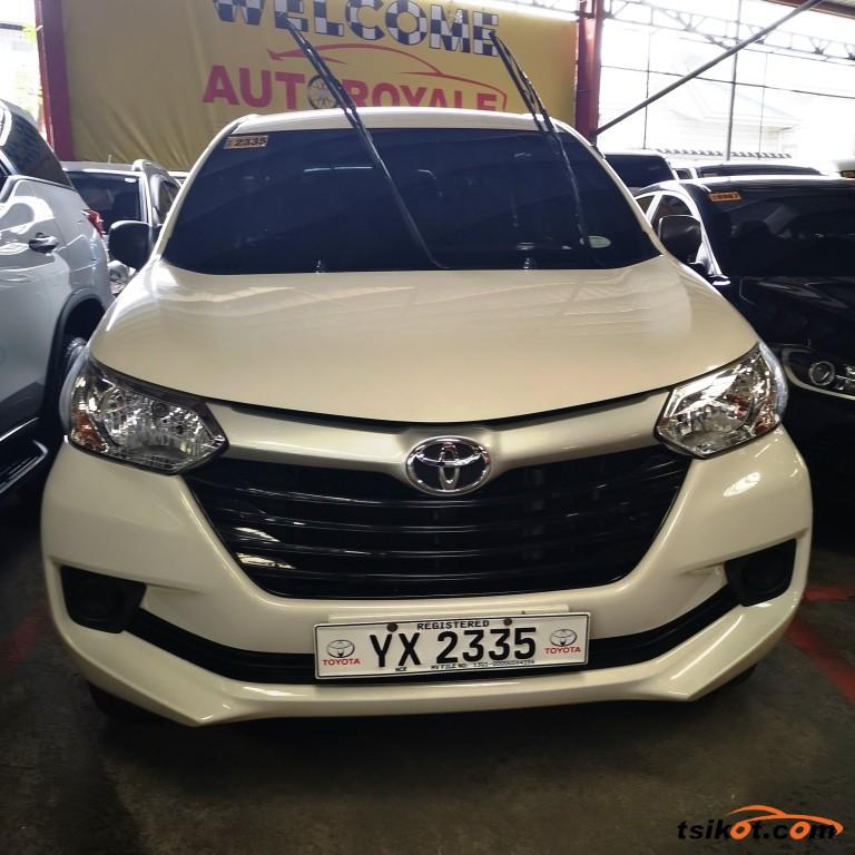 Toyota Avanza 2016 - 1