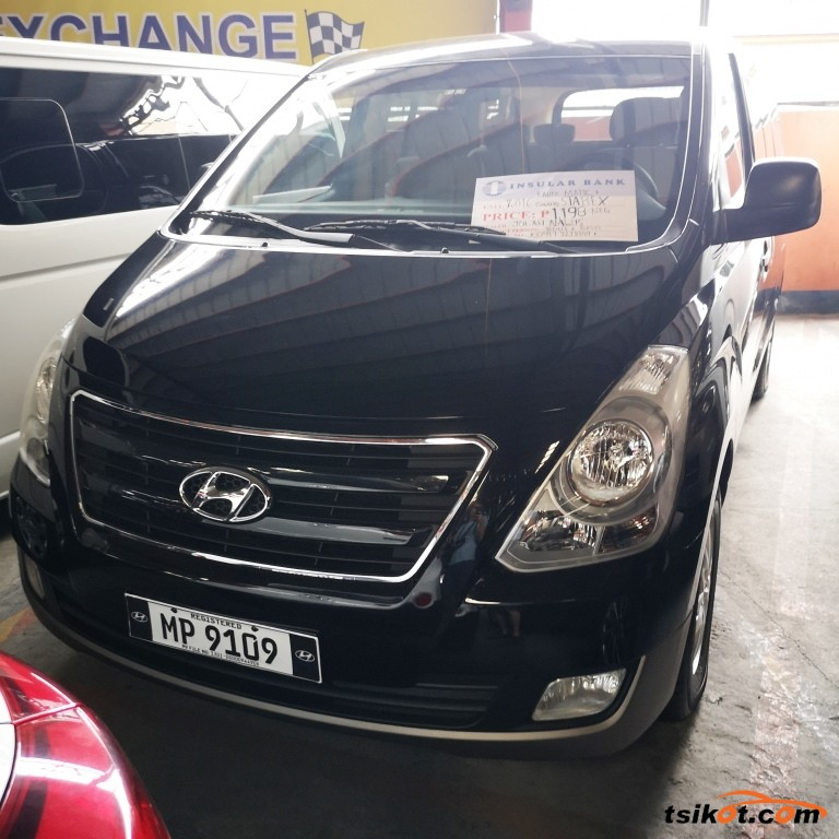 Hyundai Starex 2016 - 1