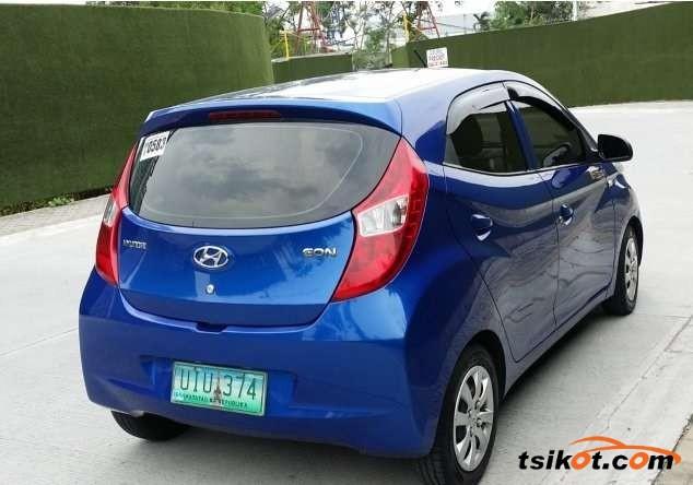 Hyundai Eon 2012 - 4