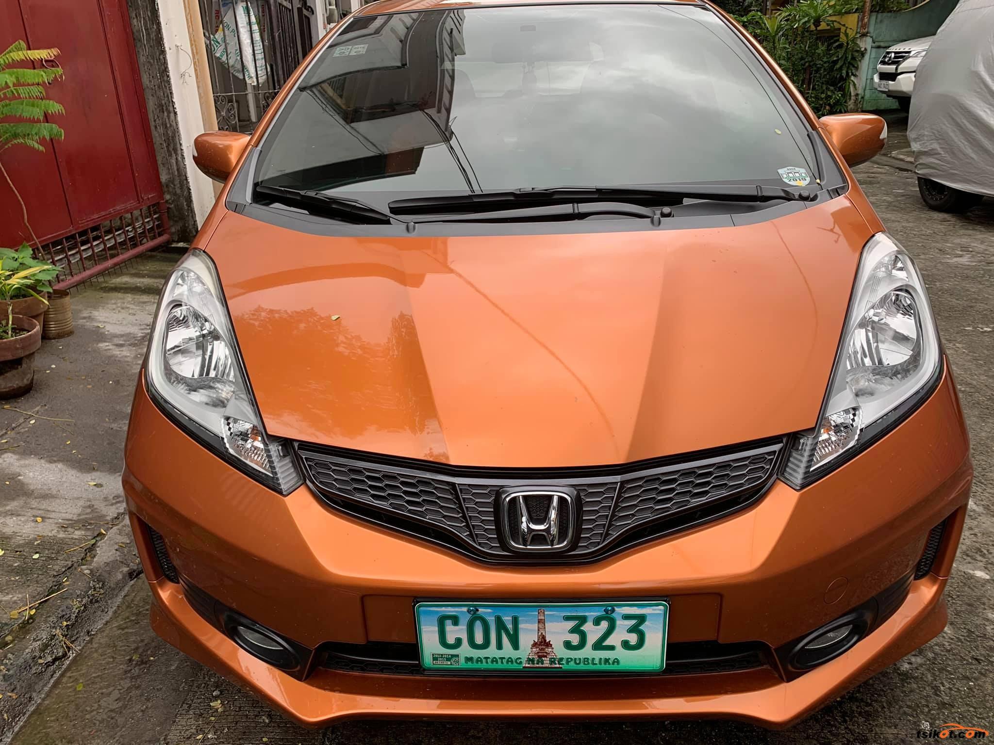 Honda Jazz 2013 - 1