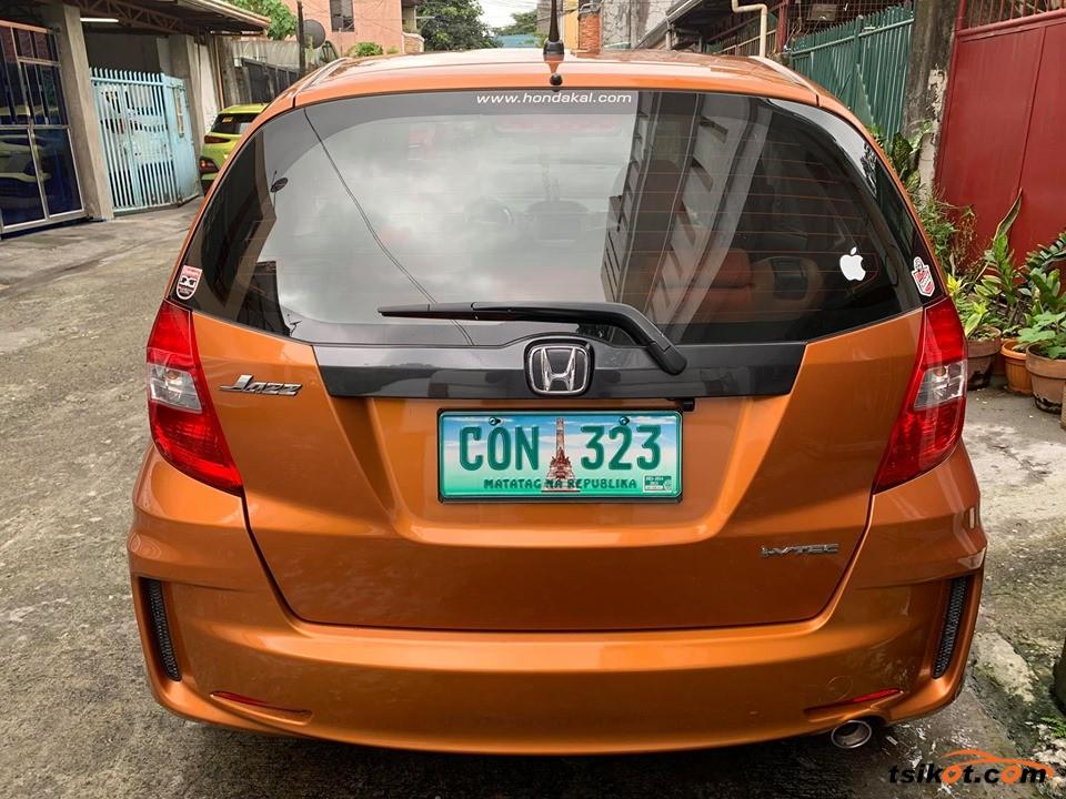 Honda Jazz 2013 - 5