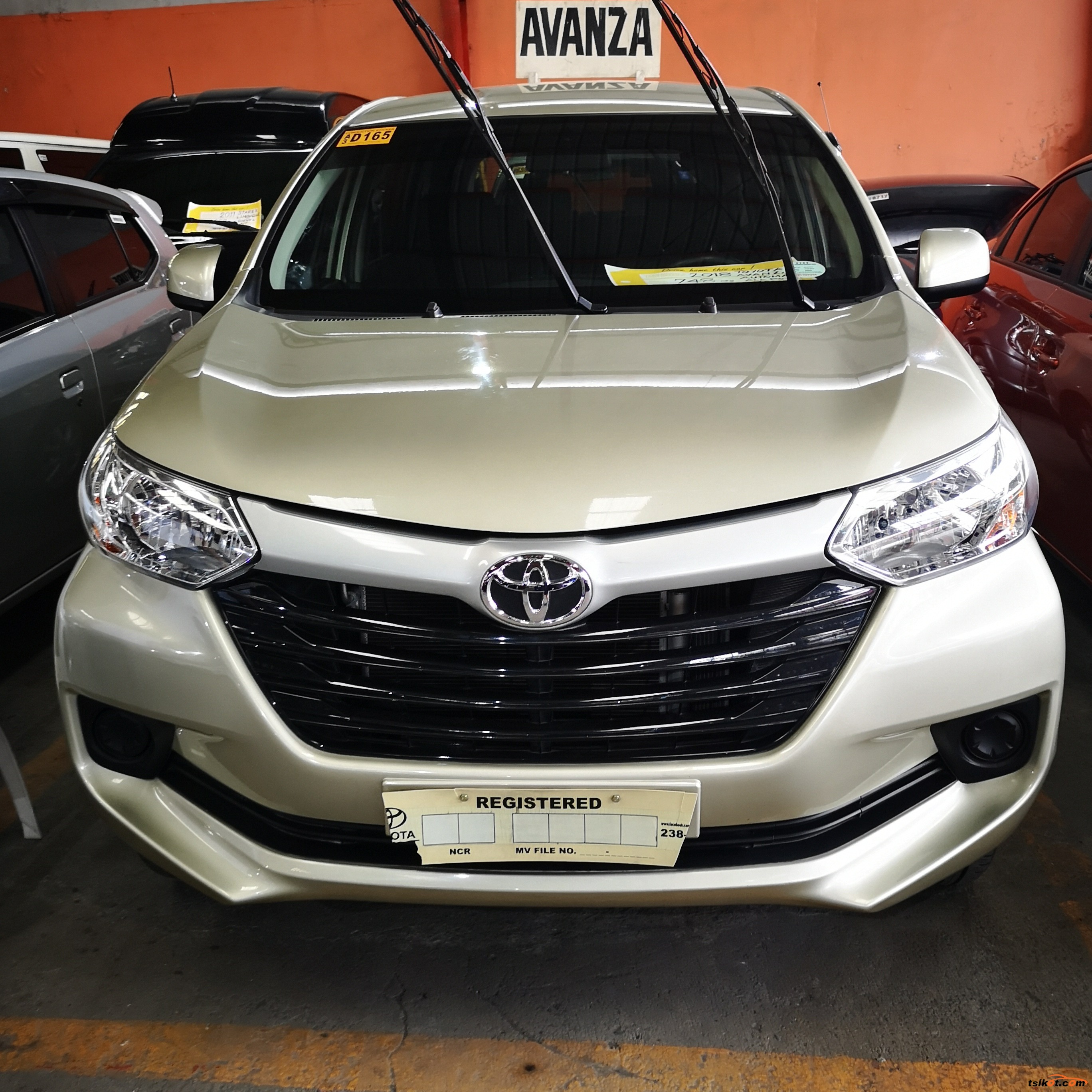 Toyota Avanza 2018 - 1
