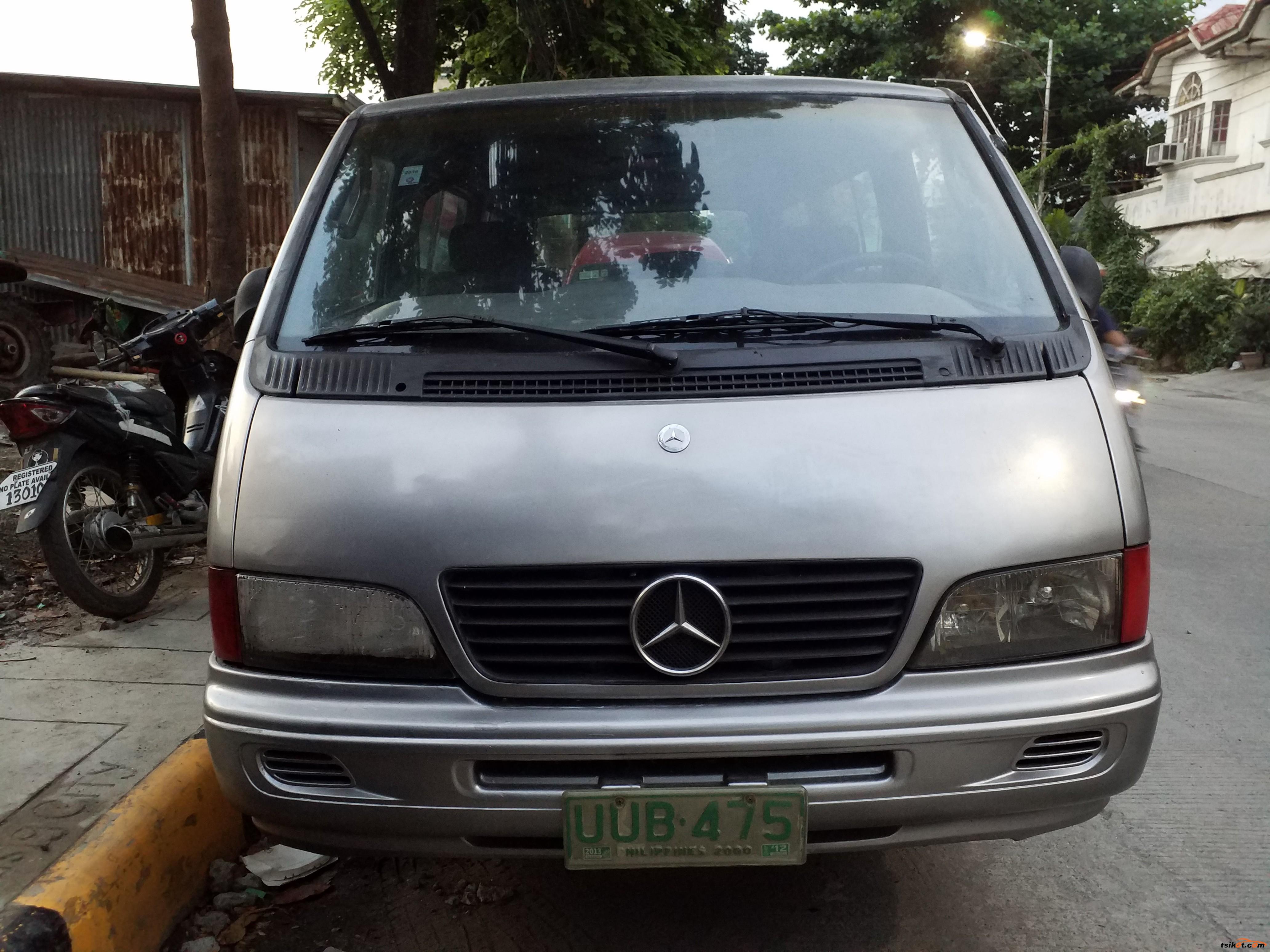 Mercedes-Benz M 1998 - 1