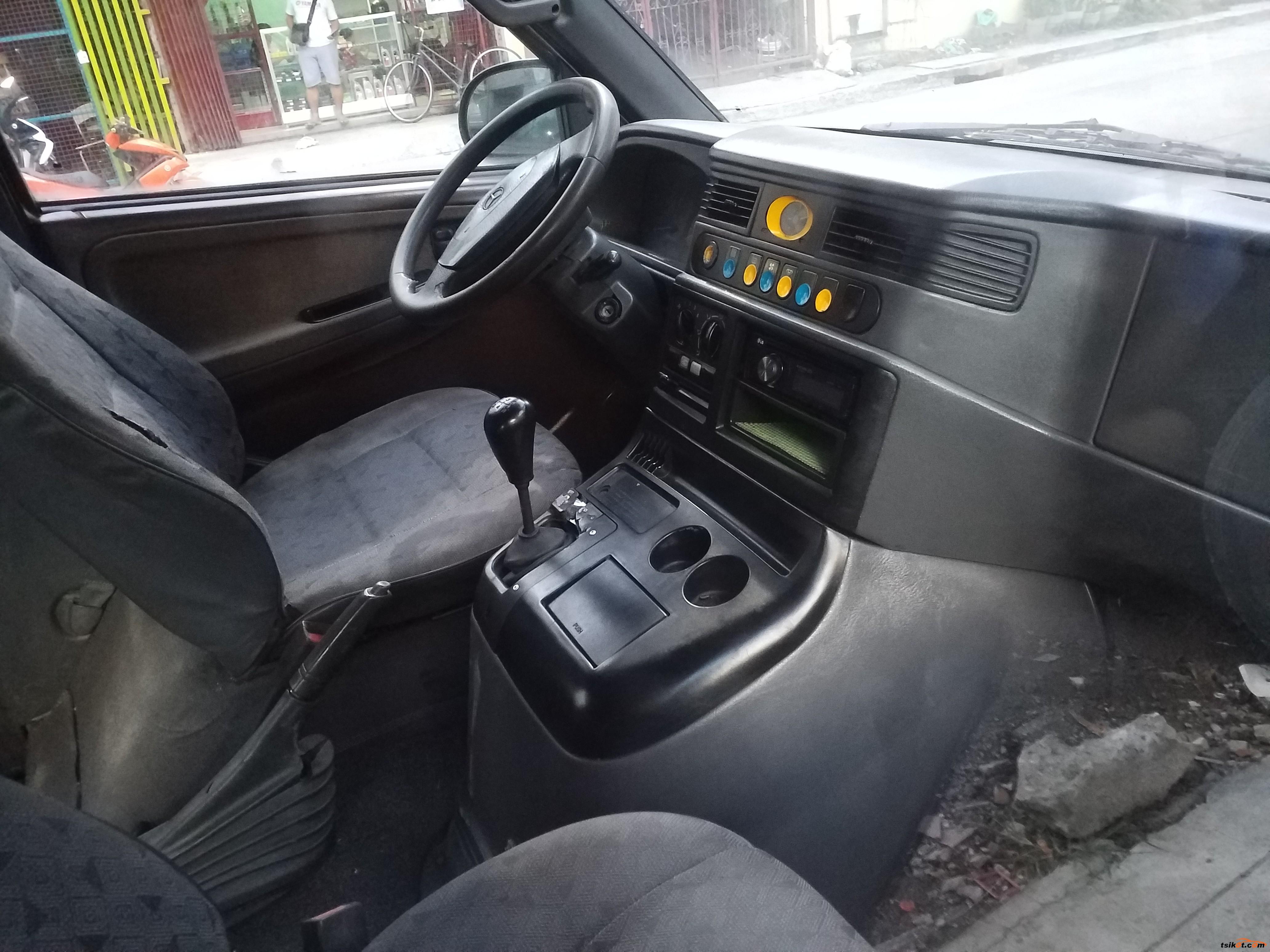 Mercedes-Benz M 1998 - 4