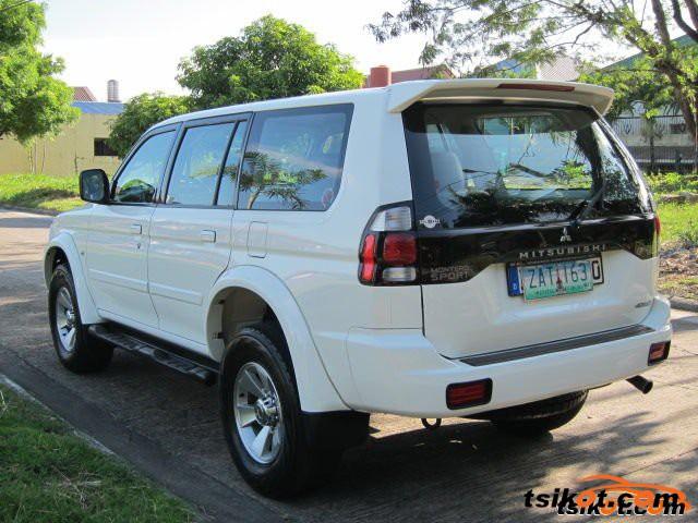 Mitsubishi Montero 2005 - 3