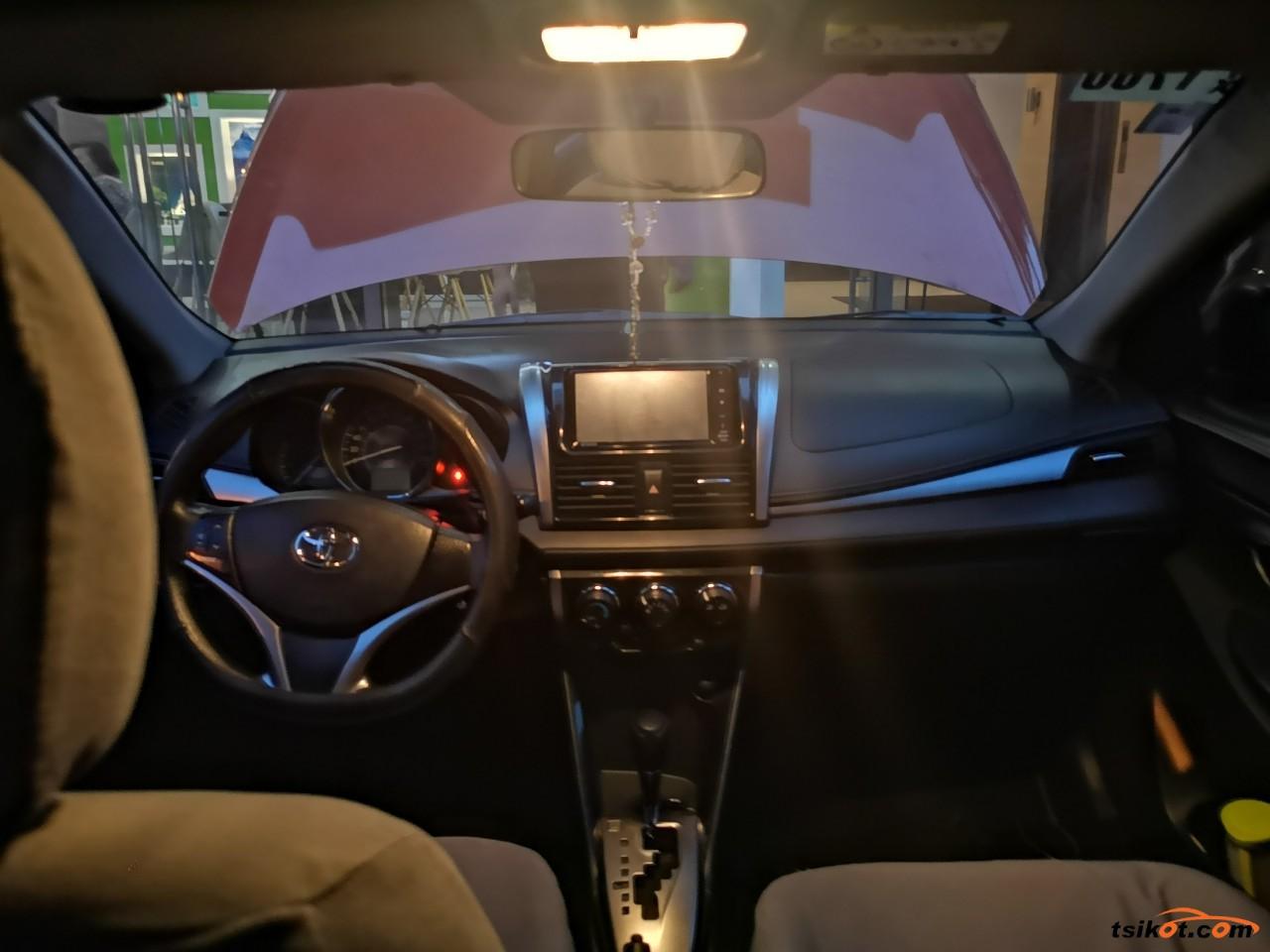 Toyota Vios 2016 - 2