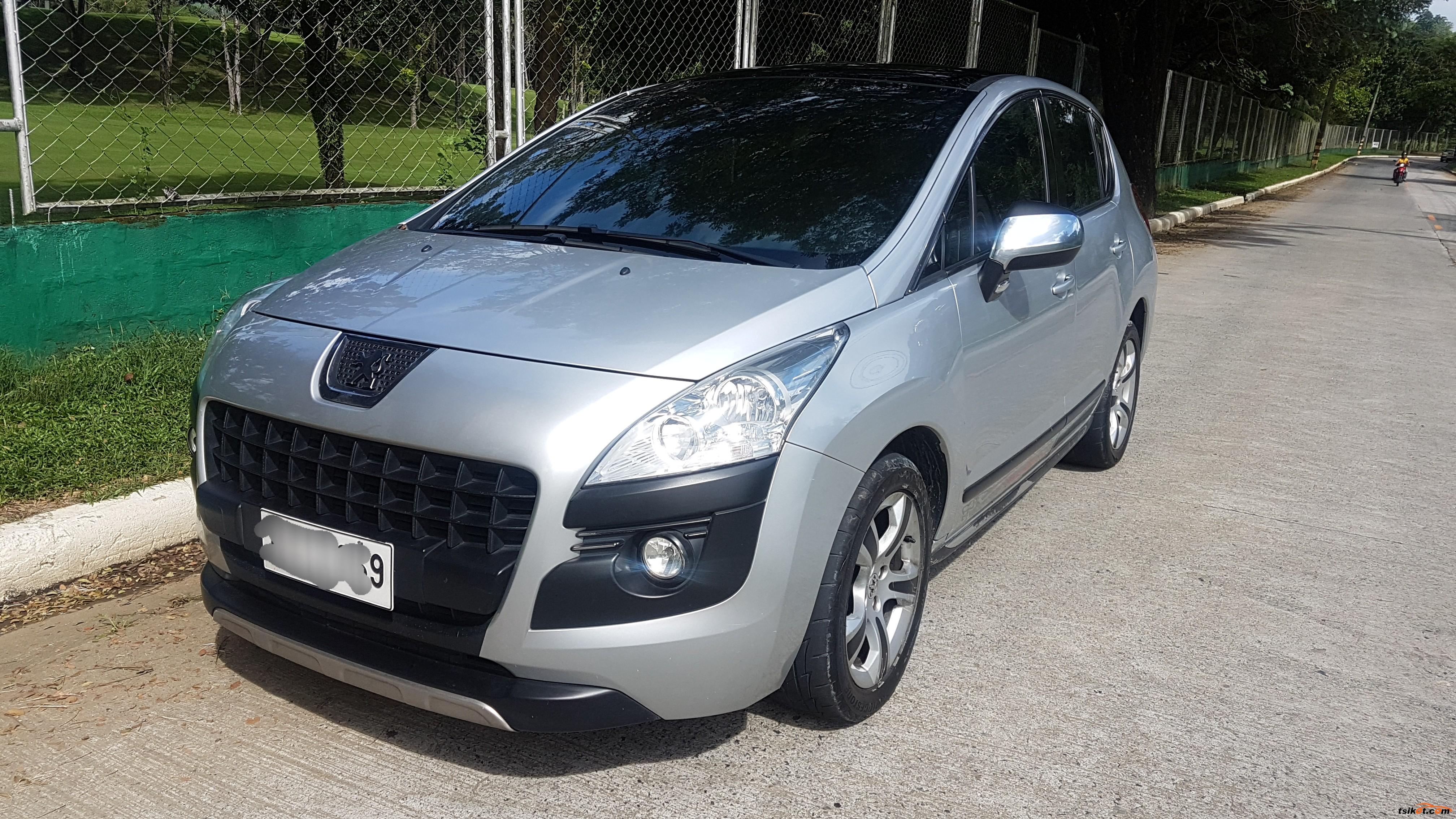 Peugeot 3008 2013 - 7