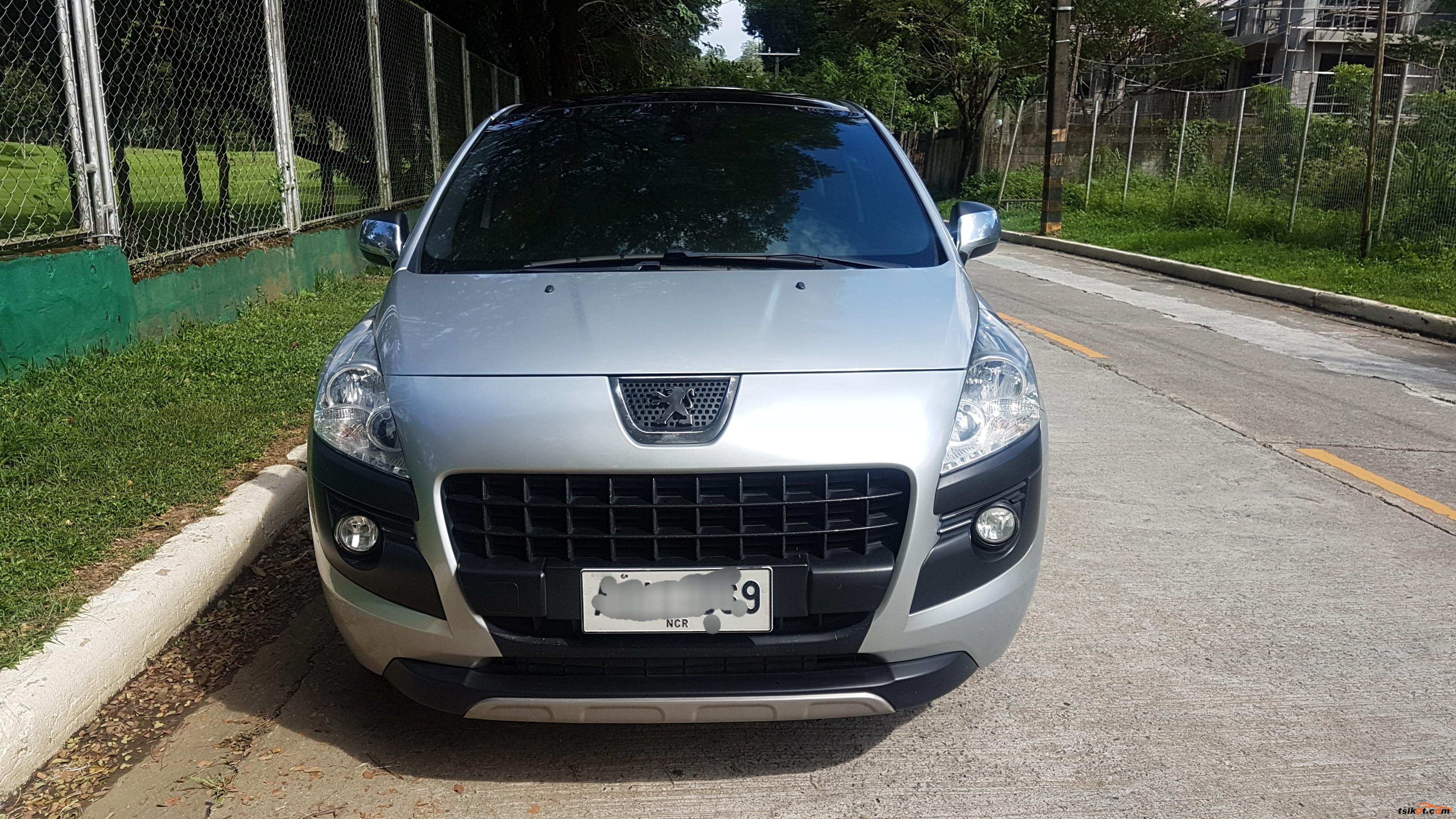 Peugeot 3008 2013 - 9