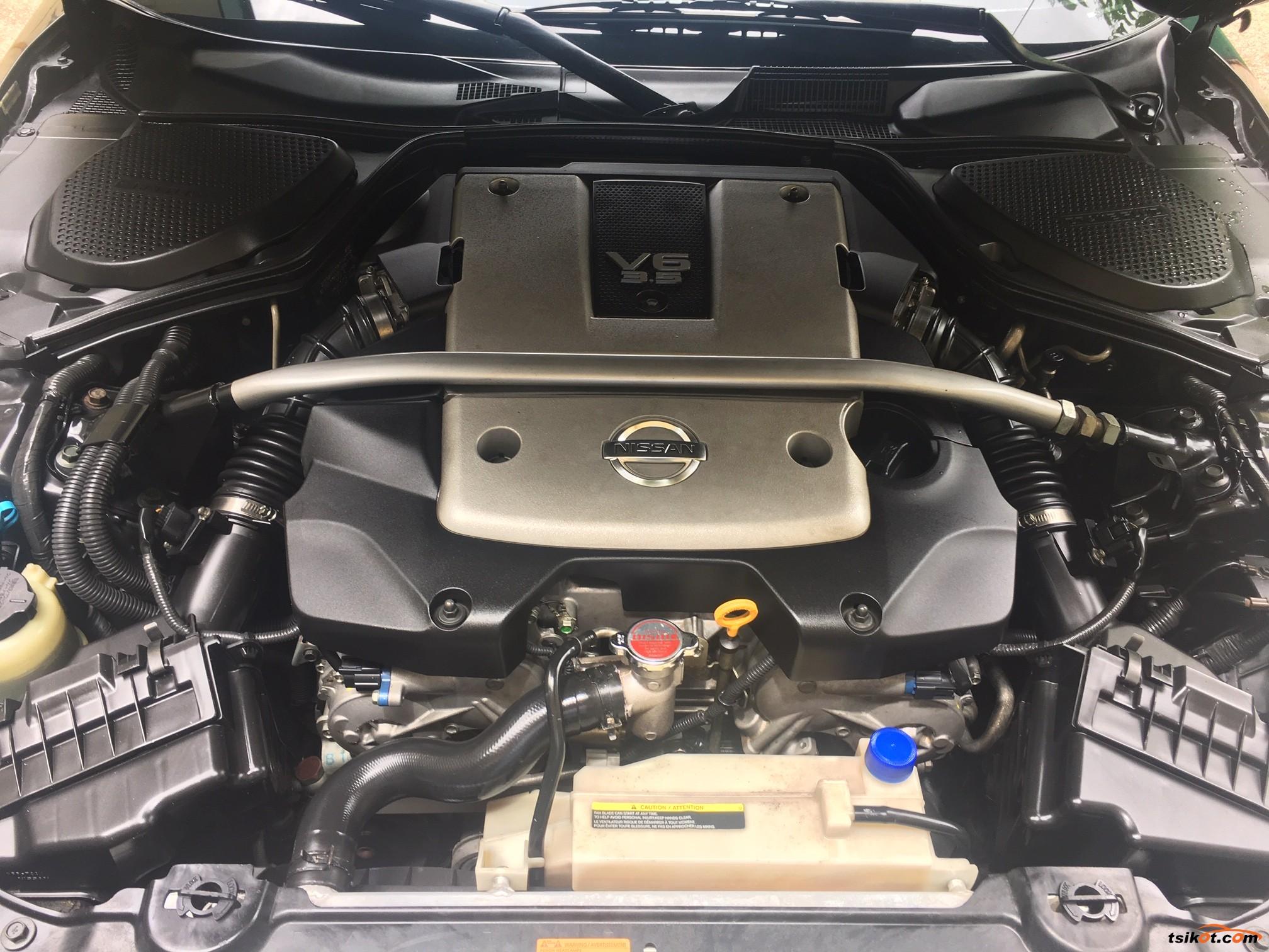 Nissan 350Z 2007 - 2