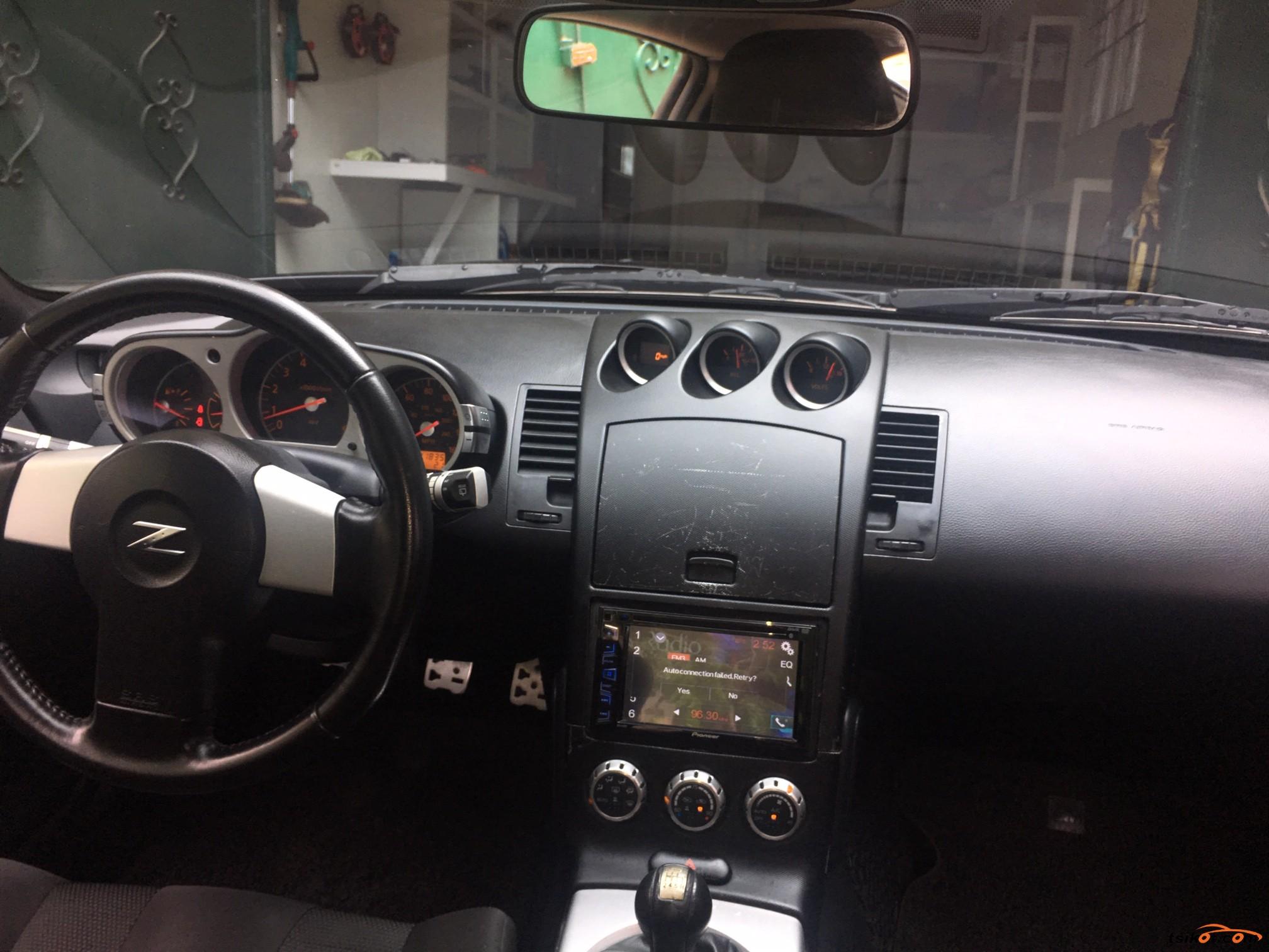 Nissan 350Z 2007 - 7