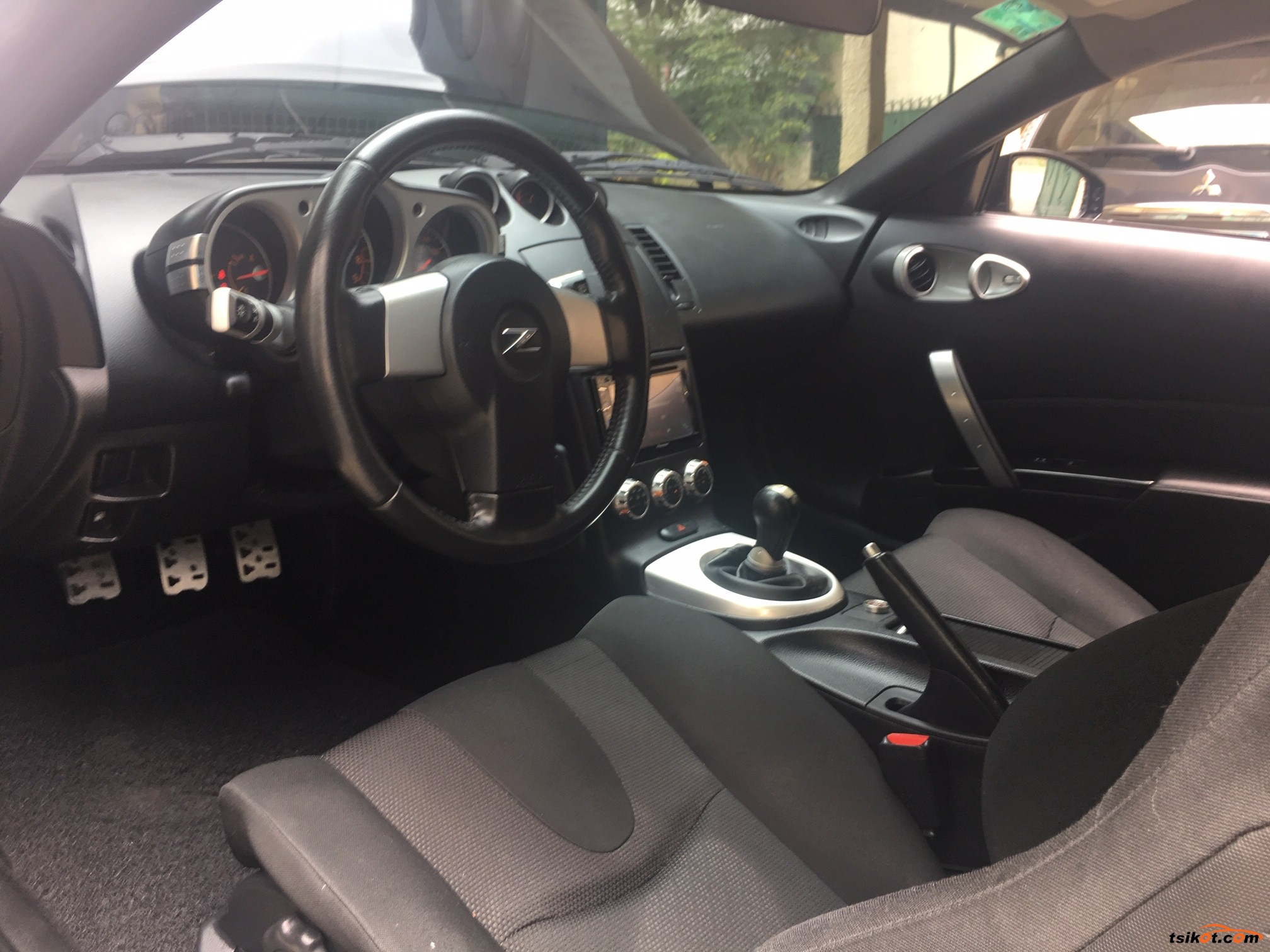 Nissan 350Z 2007 - 9