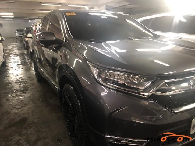 Honda Cr-V 2018 - 10