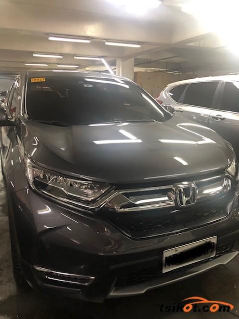 Honda Cr-V 2018 - 8