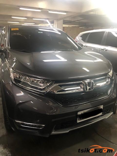 Honda Cr-V 2018 - 9