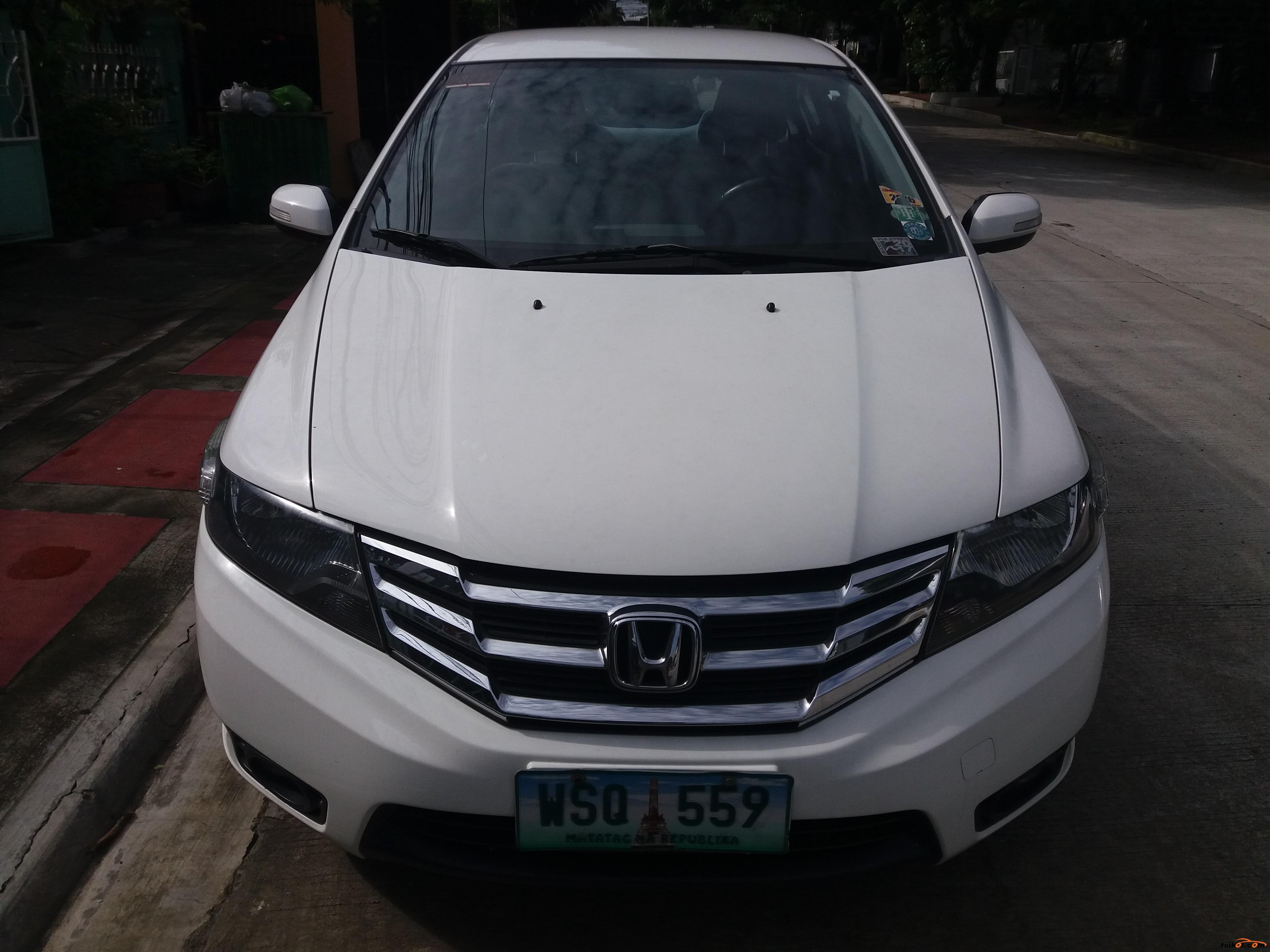 Honda City 2012 - 5