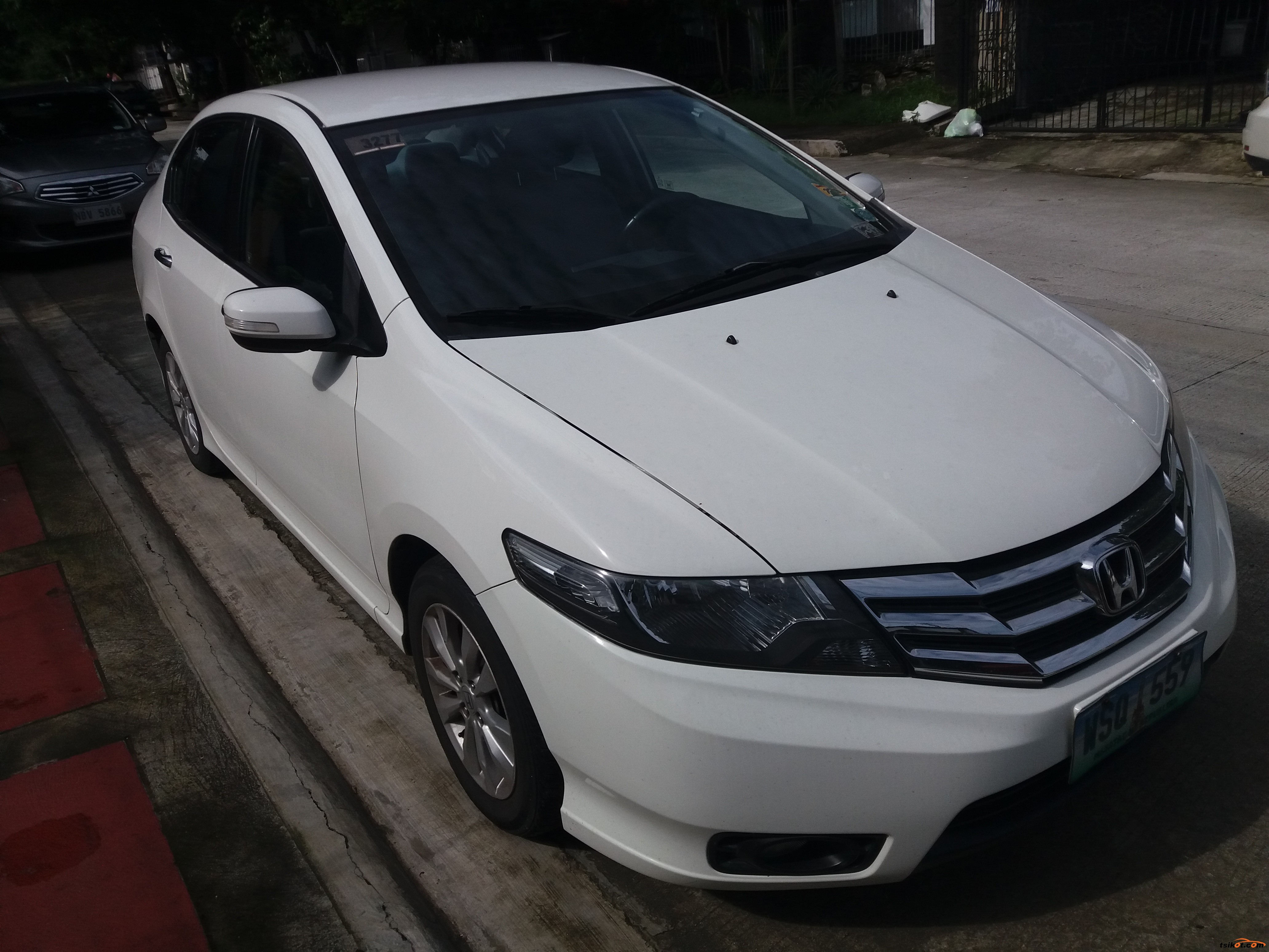 Honda City 2012 - 7