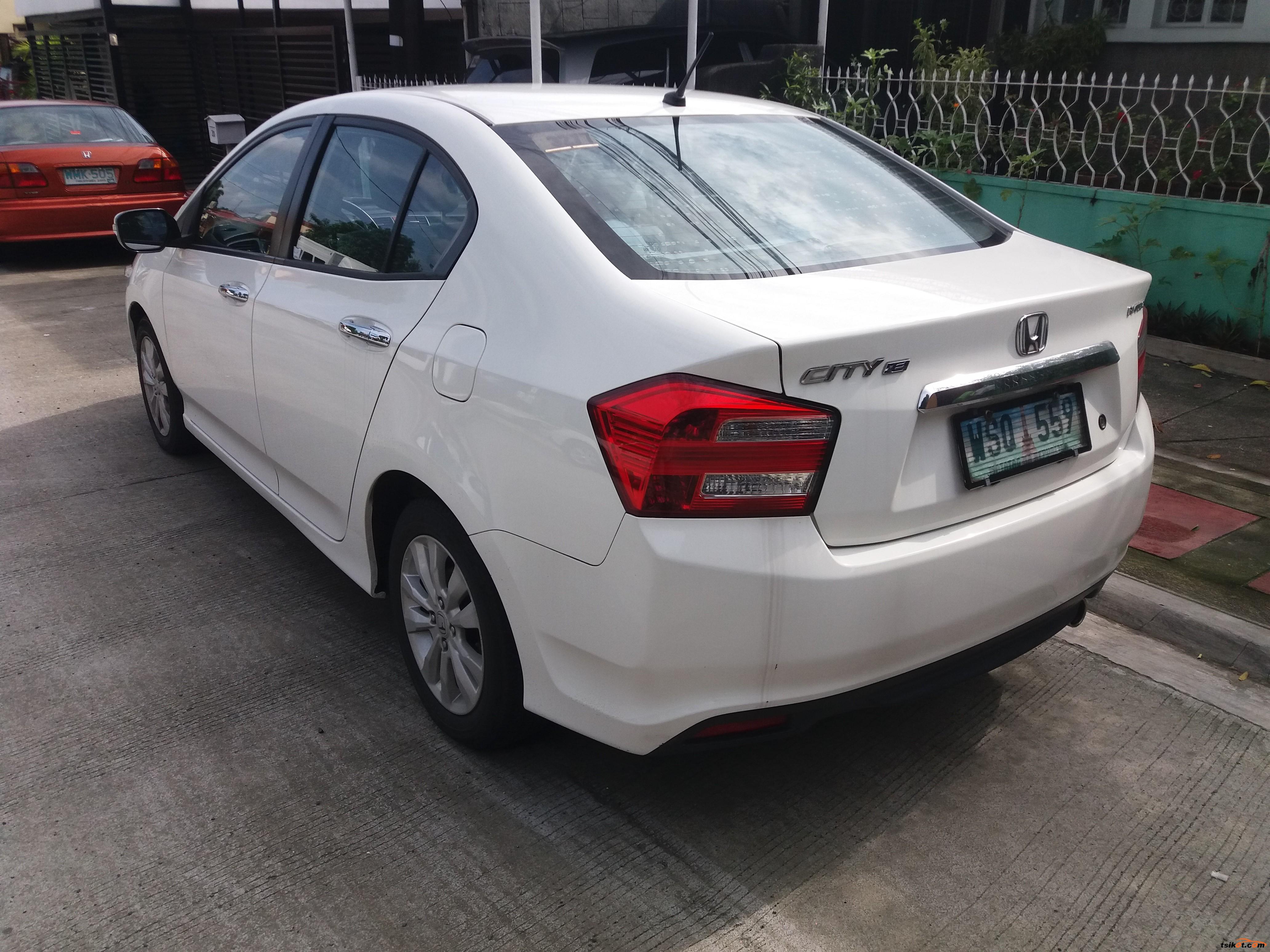 Honda City 2012 - 8