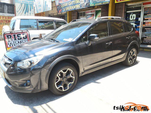 Subaru Xv 2012 - 4