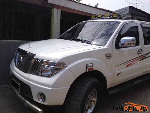 Nissan Frontier 2011 - 2