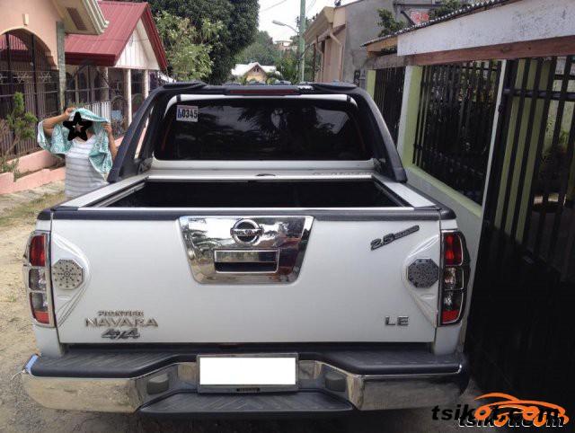 Nissan Frontier 2011 - 4
