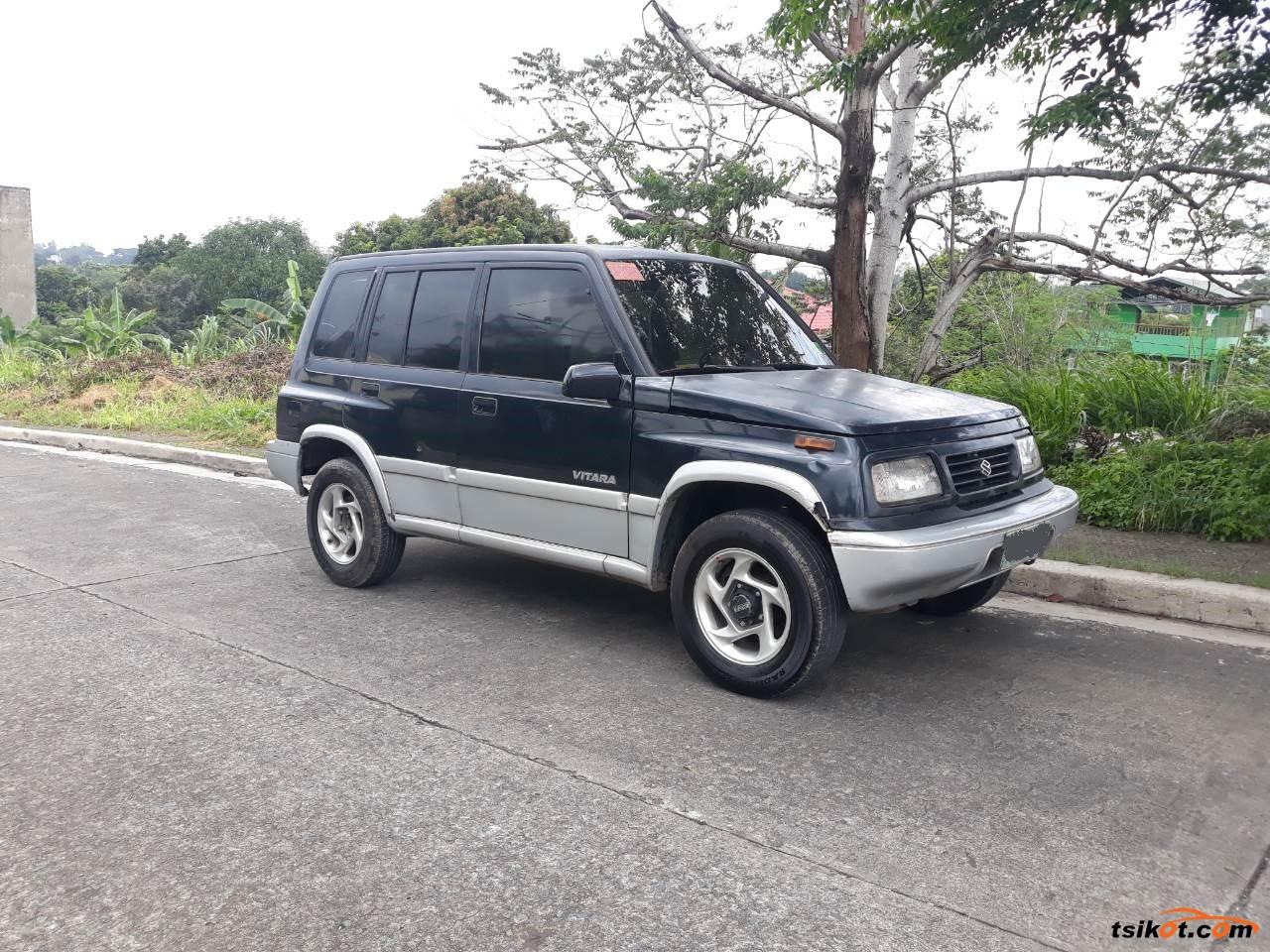 Suzuki Vitara 1997 - 1