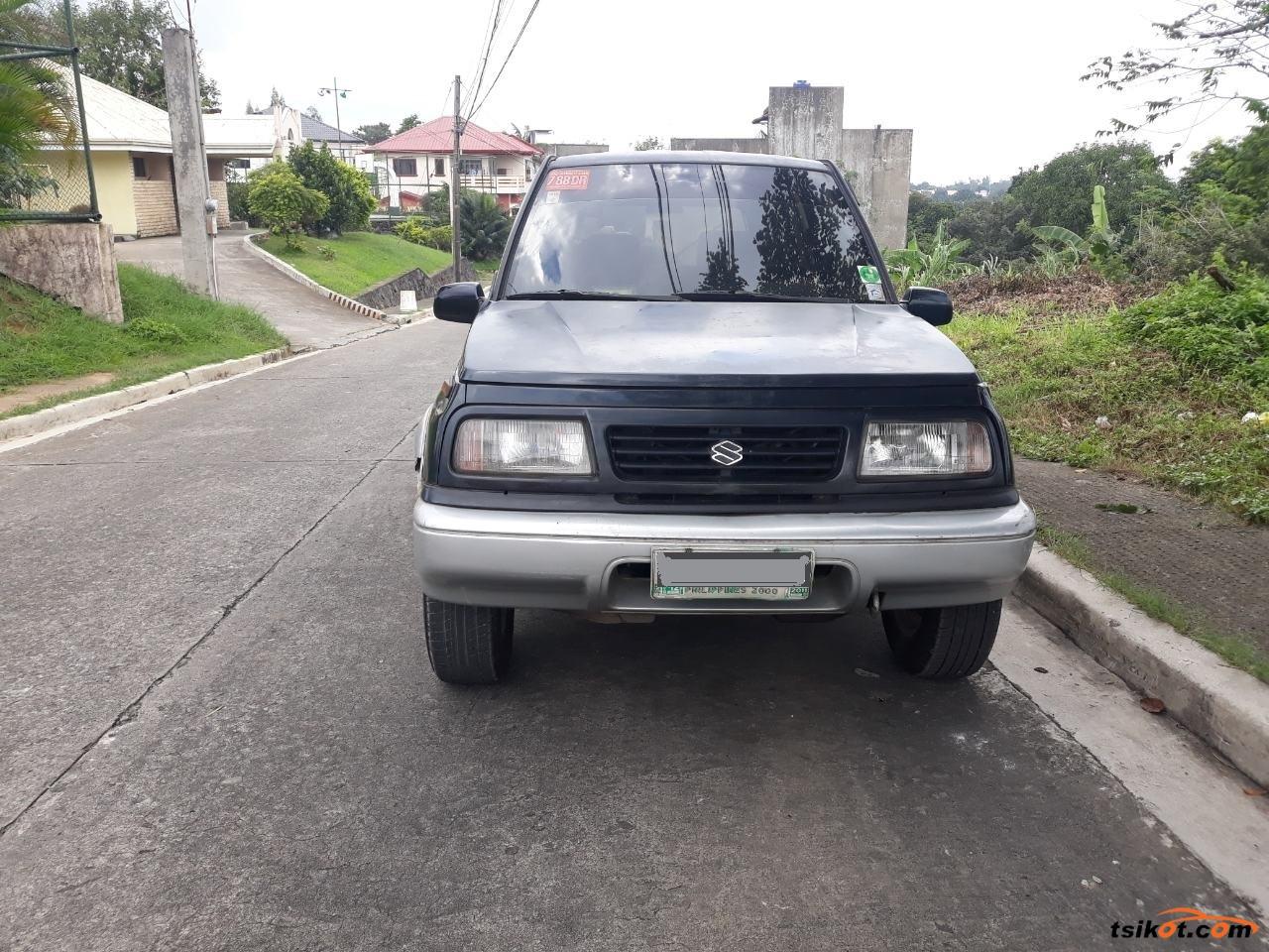 Suzuki Vitara 1997 - 2