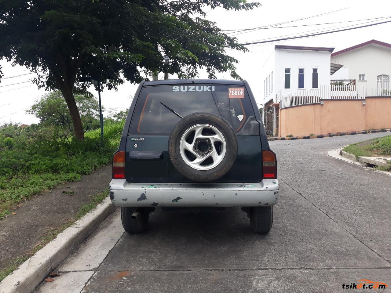 Suzuki Vitara 1997 - 4