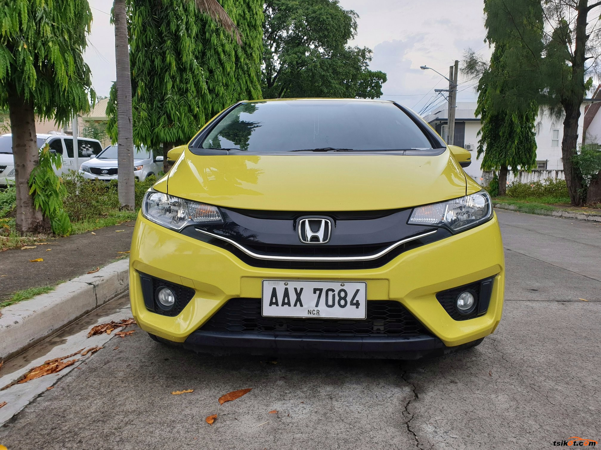 Honda Jazz 2015 - 1