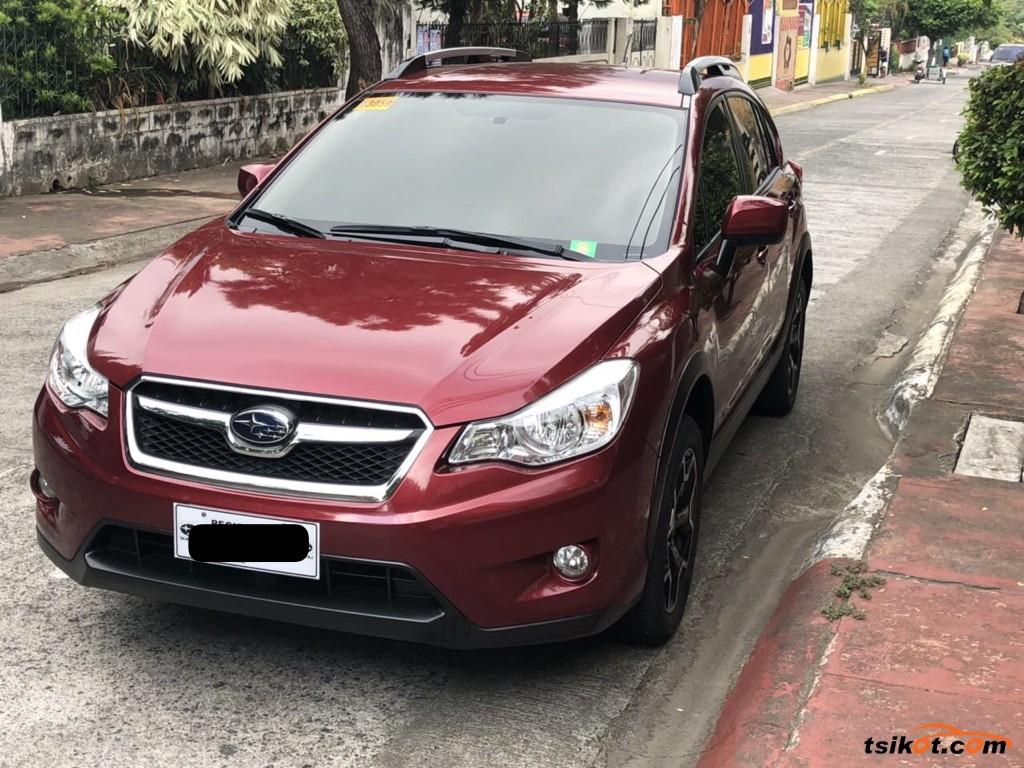 Subaru Xv 2015 - 2