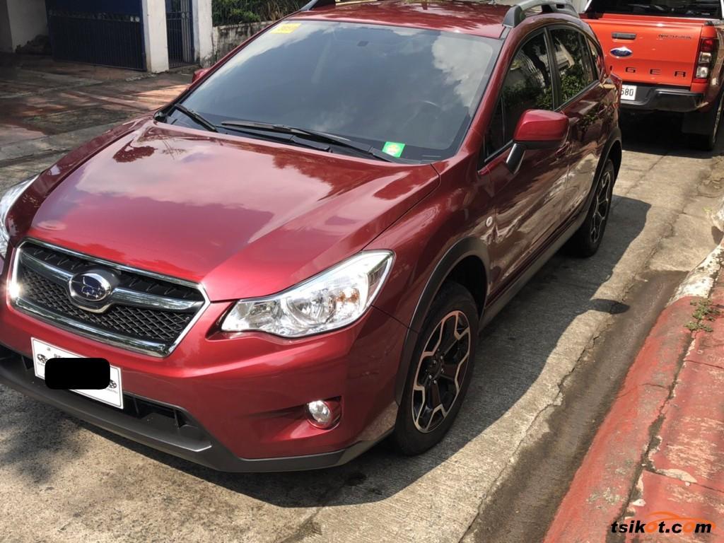 Subaru Xv 2015 - 4