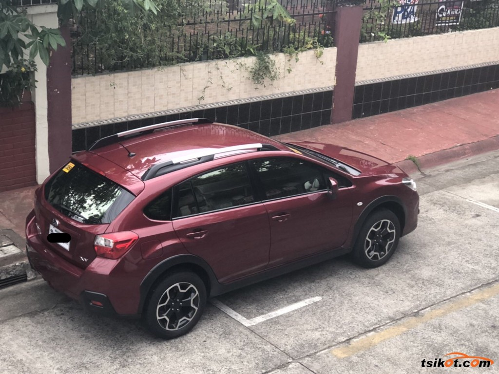 Subaru Xv 2015 - 5