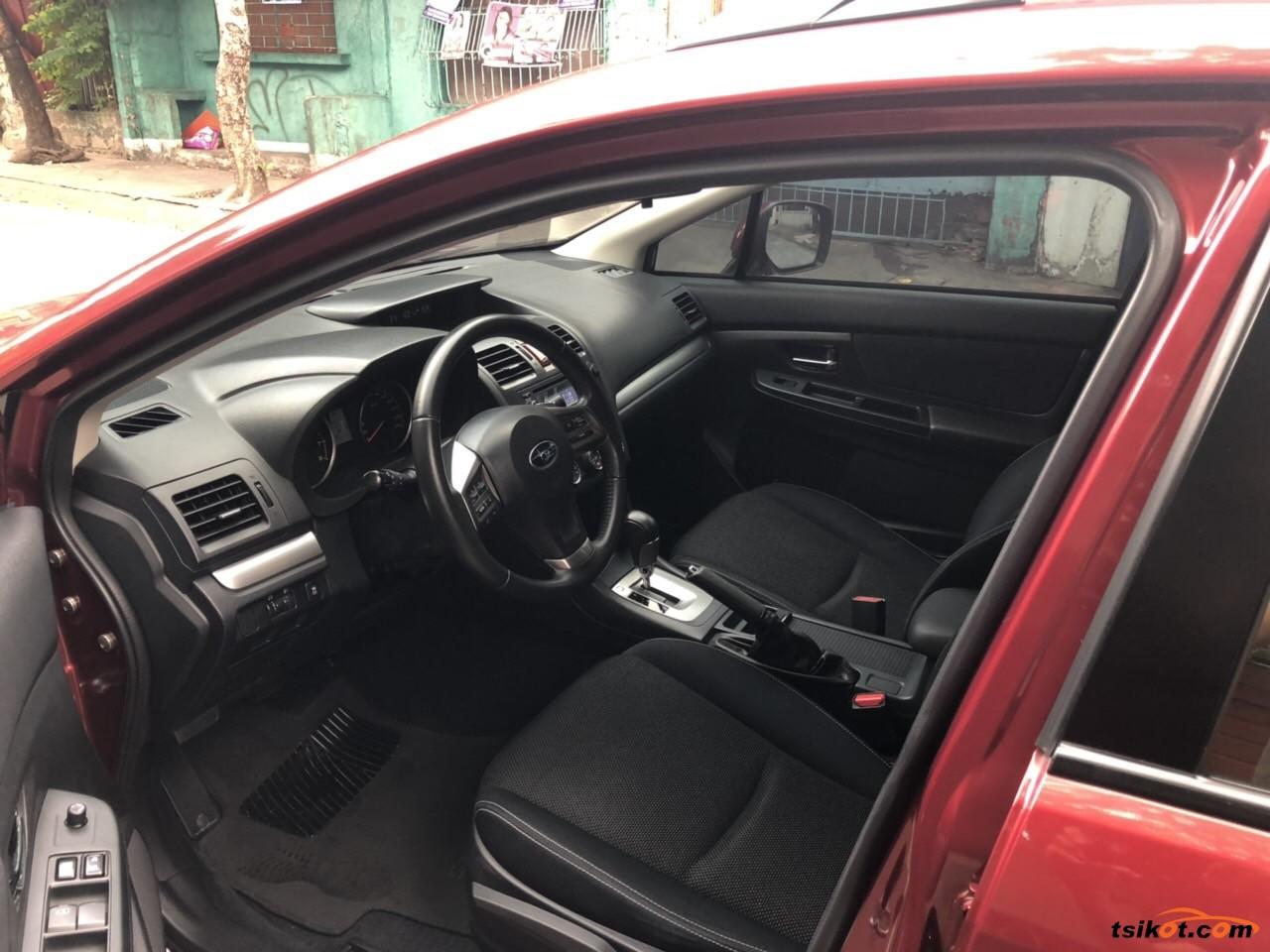 Subaru Xv 2015 - 7