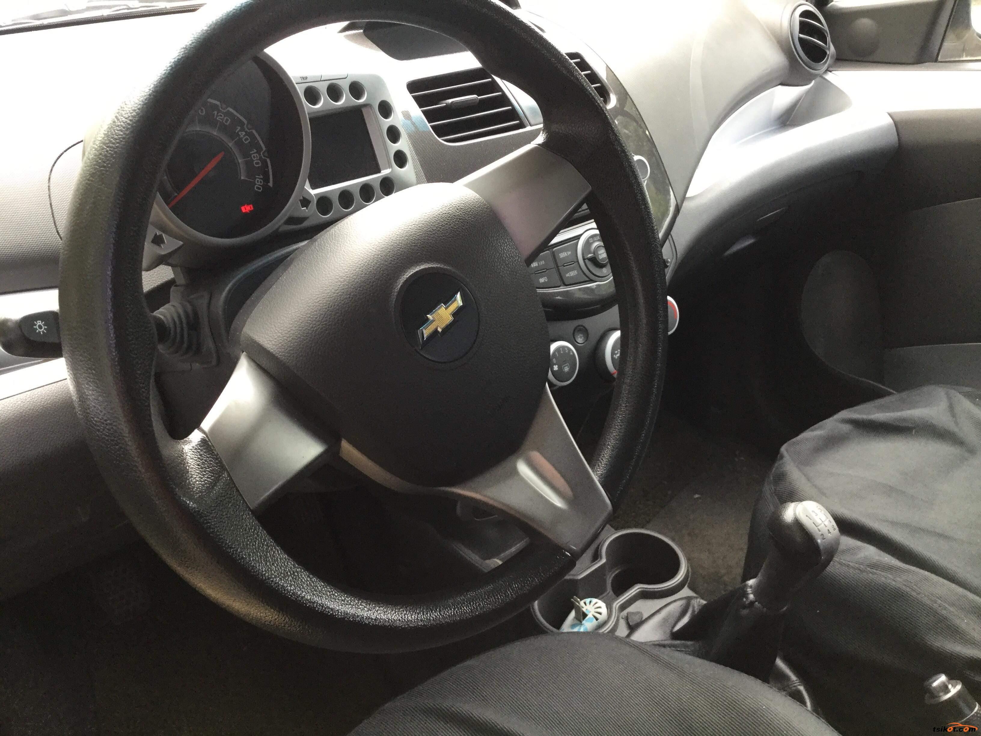 Chevrolet Spark 2013 - 4