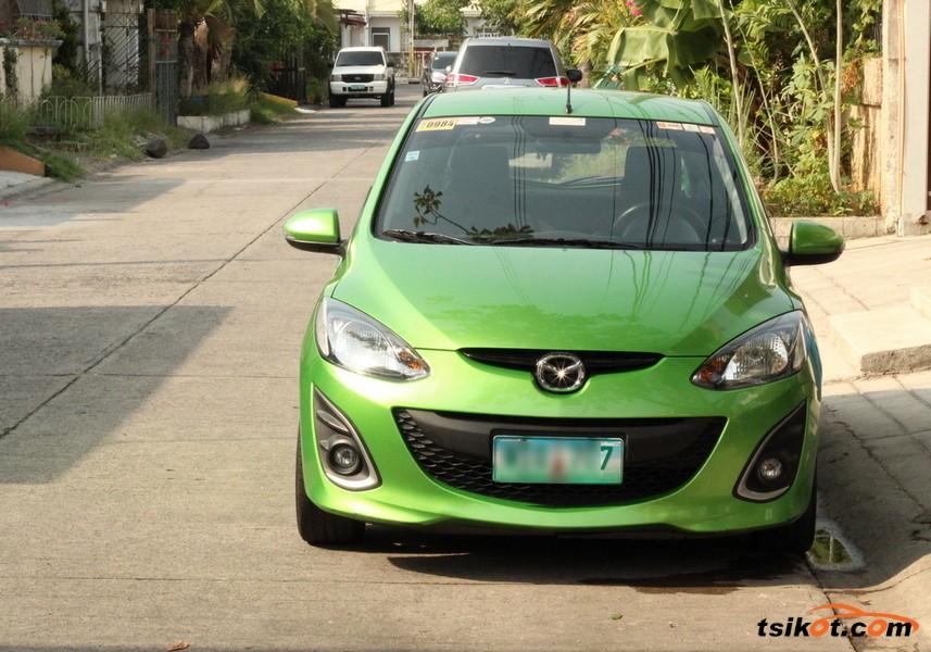 Mazda 2 2013 - 1