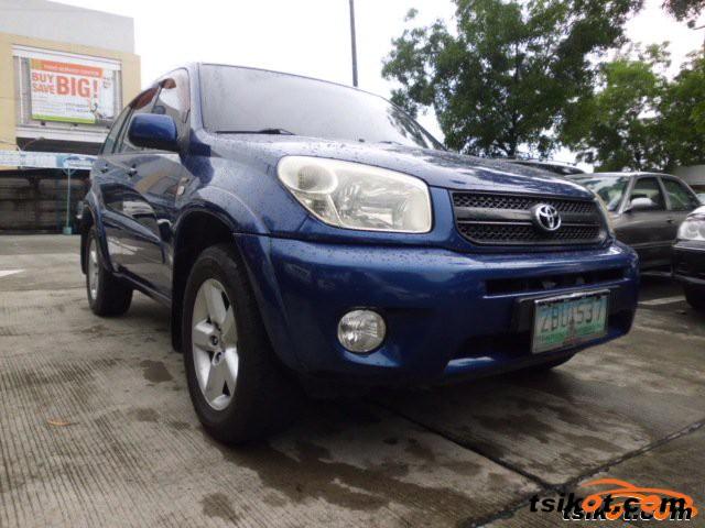 Toyota Rav4 2005 - 1