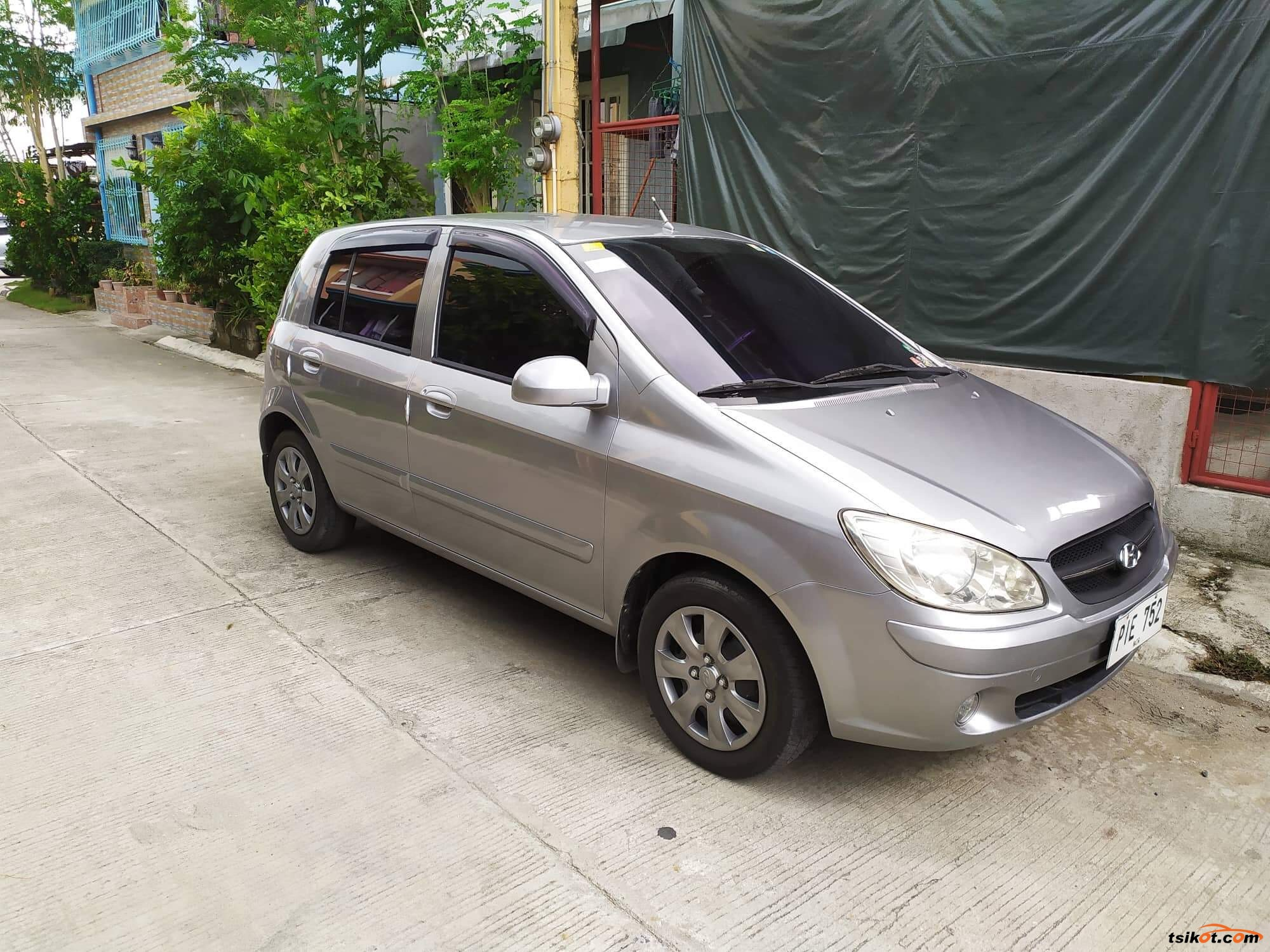 Hyundai Getz 2010 - 2