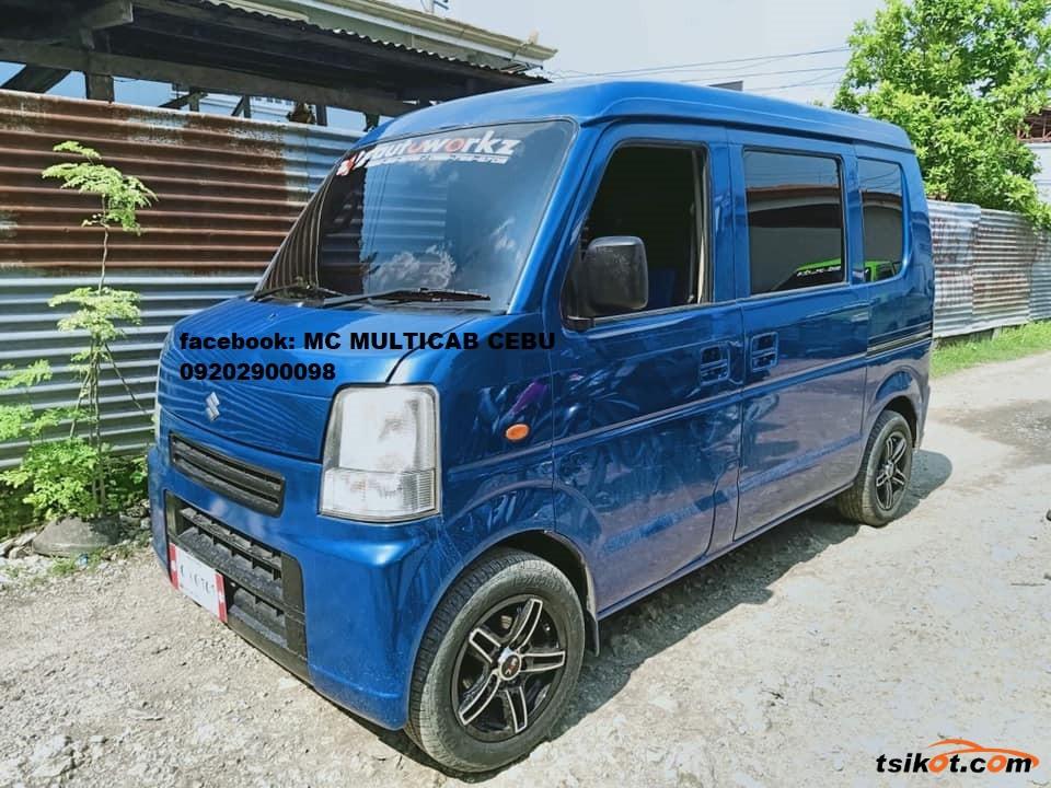 Suzuki Multi-Cab 2017 - 9