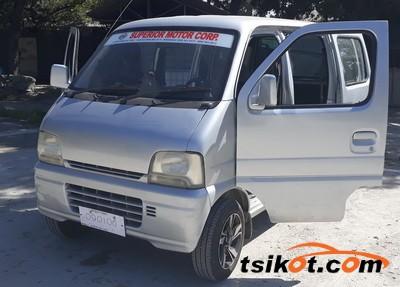 Suzuki Multi-Cab 2012 - 3