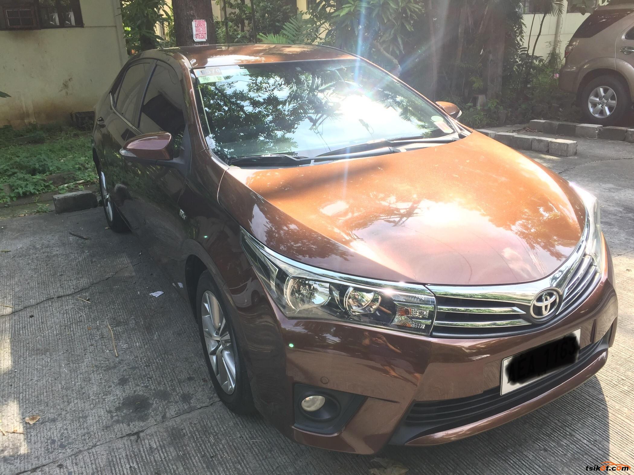 Toyota Corolla 2014 - 1