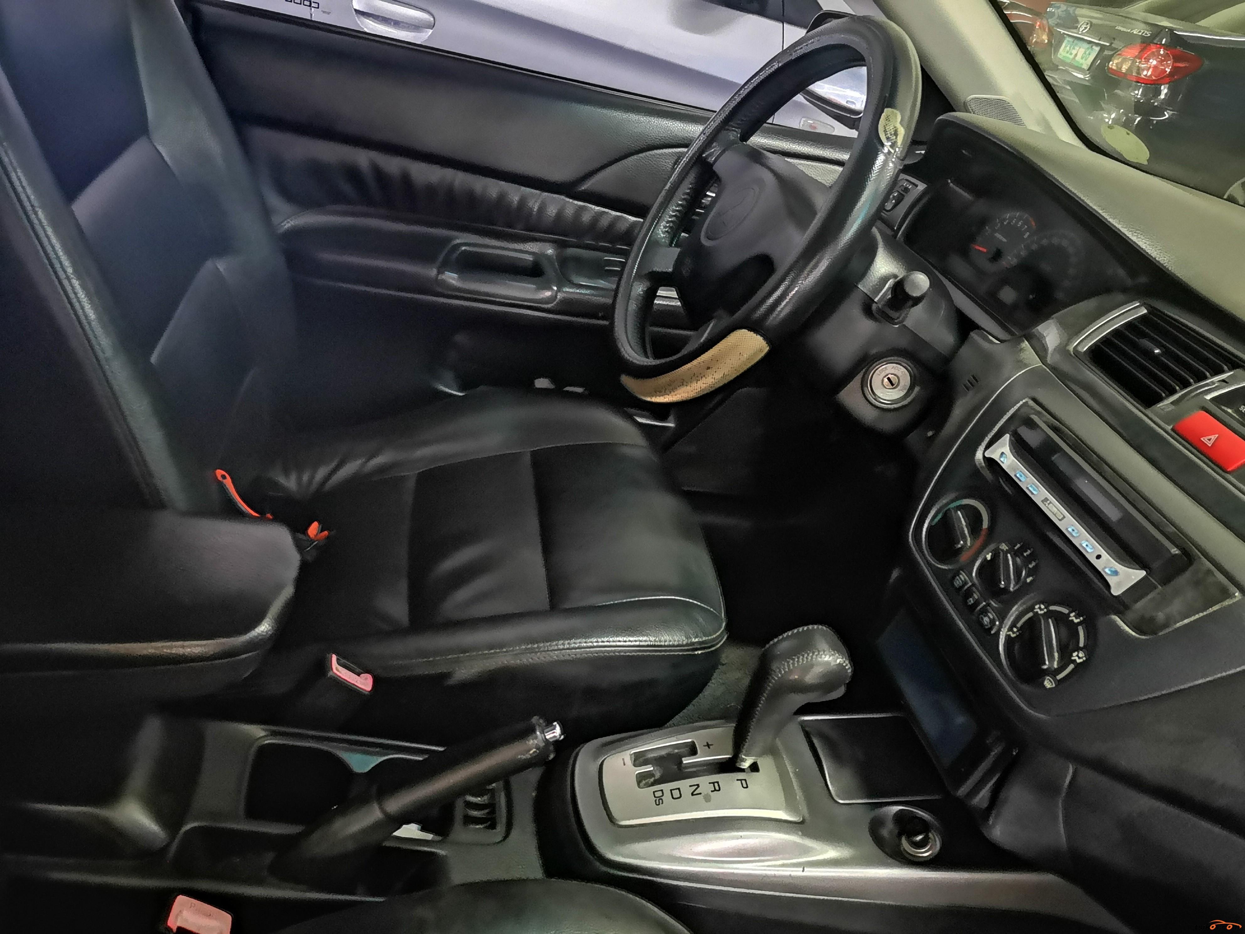 Mitsubishi Lancer 2007 - 4